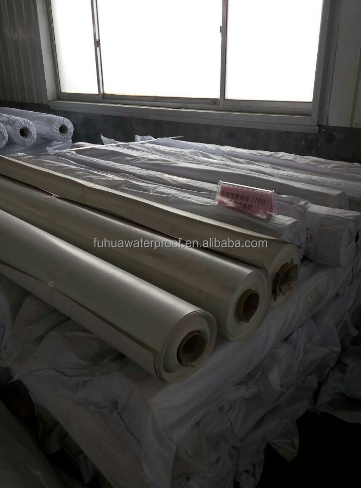 Best choice tpo roofing /tpo waterproof membrane for roof