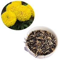 Wan shou ju 100 % Quality Top Brand high Budding Rate planting marigold flower seed