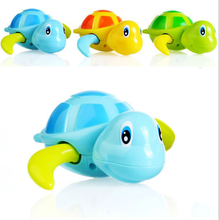 Cute Wind Up Swimming Turtle Tortoise baby Bath Toy for kid