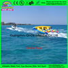 Flying Towables Amusement Rides Commercial Grade Inflatable Fly Fish Boat