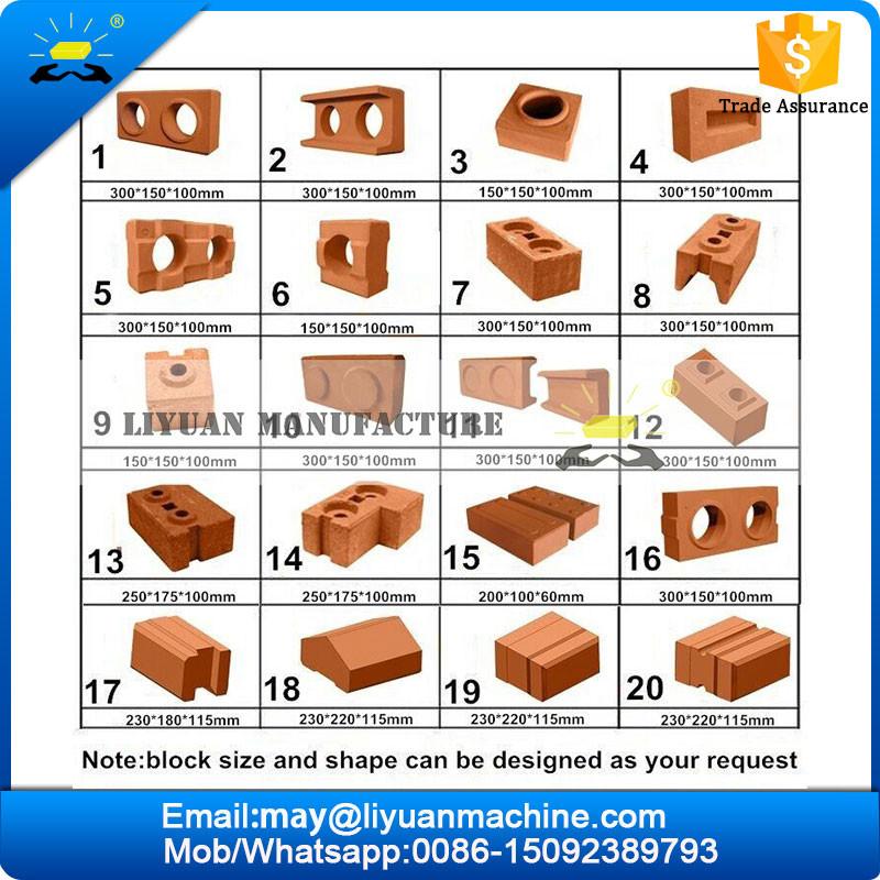 Eco Brava Manual Ecological Mud Interlocking Brick Making