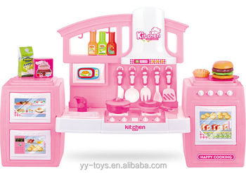 Educational Cooking Toy Set For Girls Kitchen Toy - Buy Kitchen Toy ...
