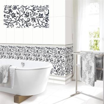 Foshan Modern3D Bedroom Wall Tiles Scenery , Tiles Front Wall