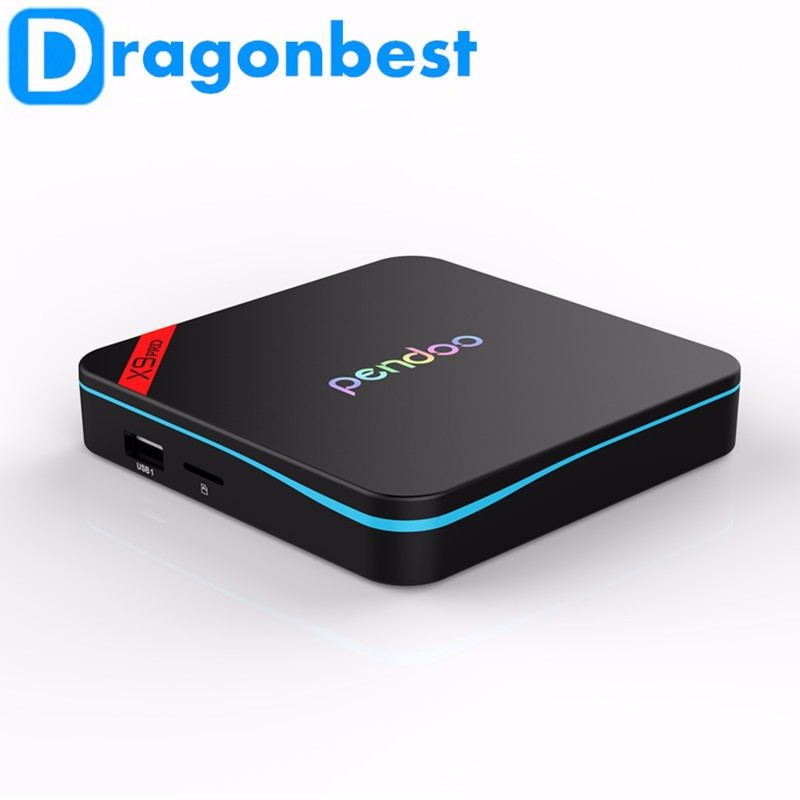 4gb ram 16gb rom android <strong>tv</strong> <strong>box</strong> smart <strong>set</strong> <strong>top</strong> <strong>box</strong> Pendoo X9 Pro amlogic S912 KODI 17.0 BT 4.0