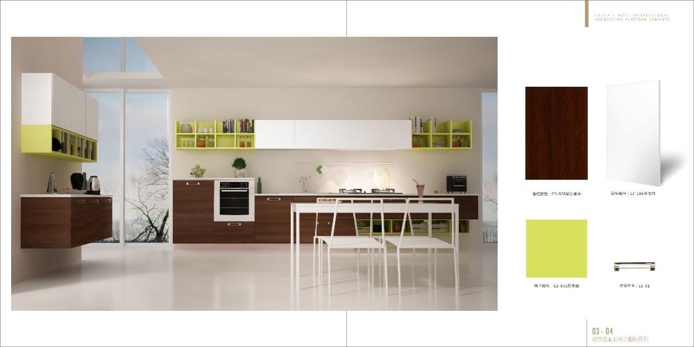Candany kitchen cabinet acrylic and melamine for kitchen for Acrylic kitchen cabinets prices