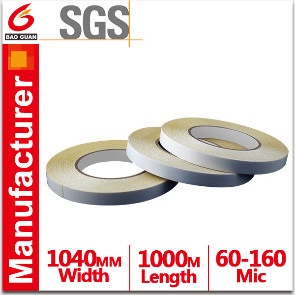 high quality embroidery tape double side adhesive