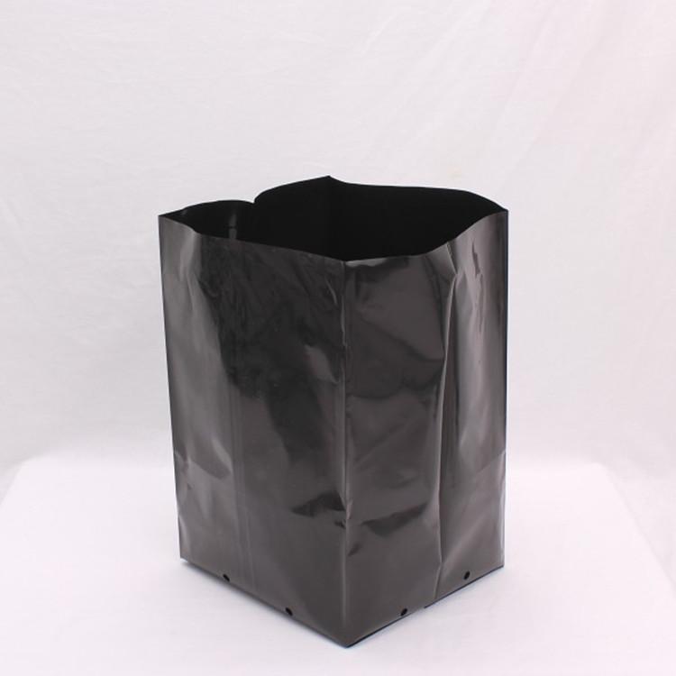 Polyethylene Black Grow Bags Plastic Plant Pot Seeding Nursery Poly Product On Alibaba