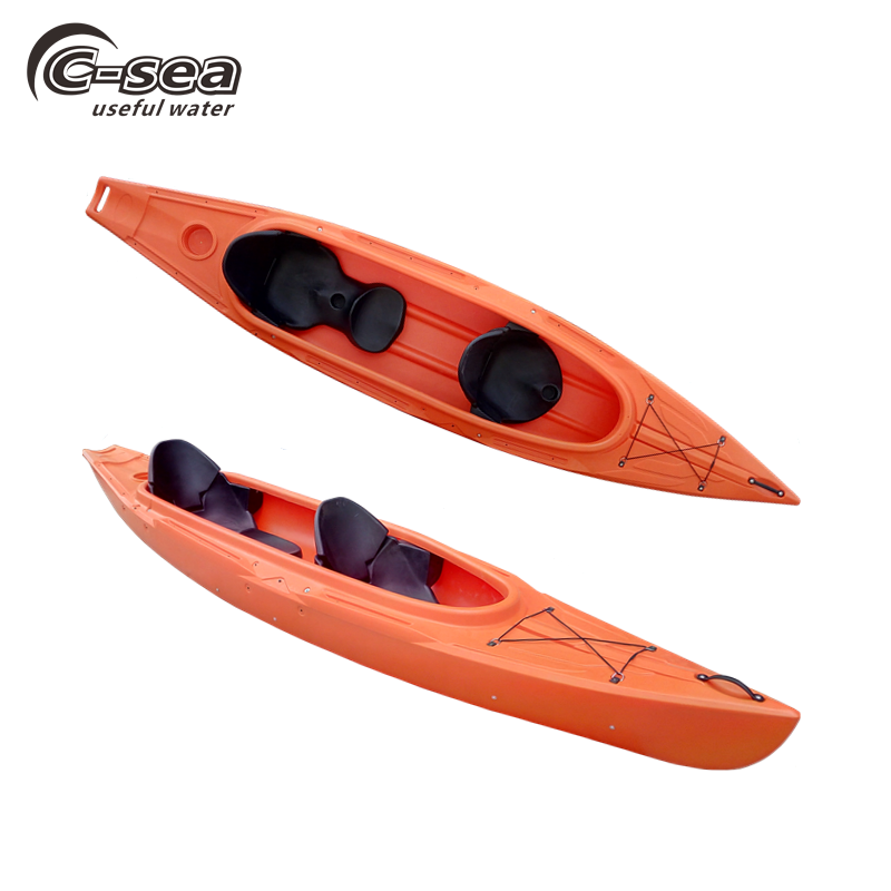 Commercio all'ingrosso A Buon Mercato 3 Persona Kayak Sit on Top Kayak Made in China