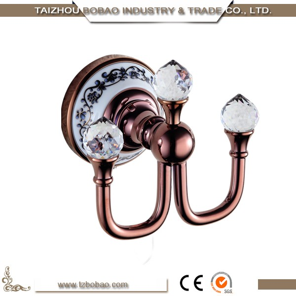 Good Quality Hotel Rose Gold Plated Brass Luxury Bathroom Accessories Sanitary Ware Buy Good