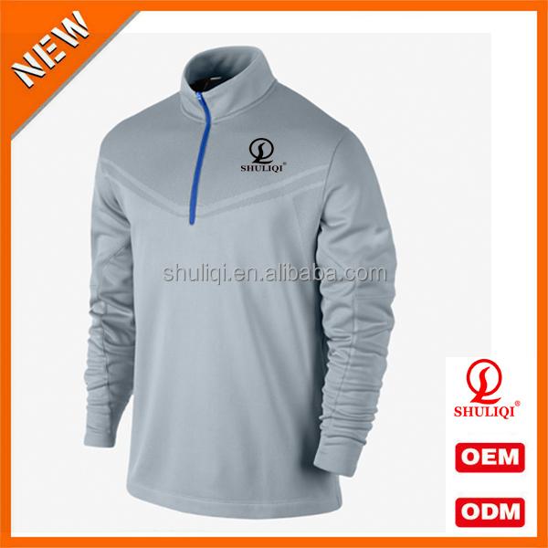 bf089e5c73d Hand Embroidery Design Own T-shirt Logo For Men Long Sleeve Shirt ...