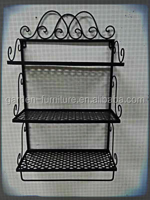Wholesale Wrought Iron Handicrafts Home Accessory Storage