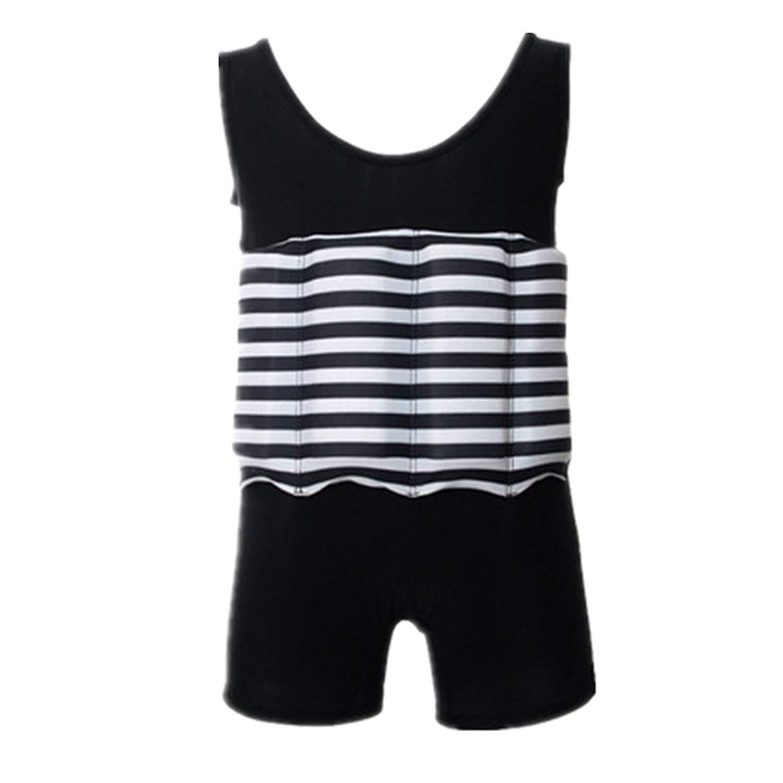 af958c4e28 Get Quotations · Kid's Swim Float Suit One Piece - Swimwear Surfing Vest  Beach Suit for Boys Girls
