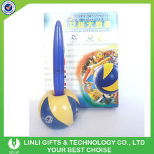 Plastic Magnetic Floating Valleyball Table Pen