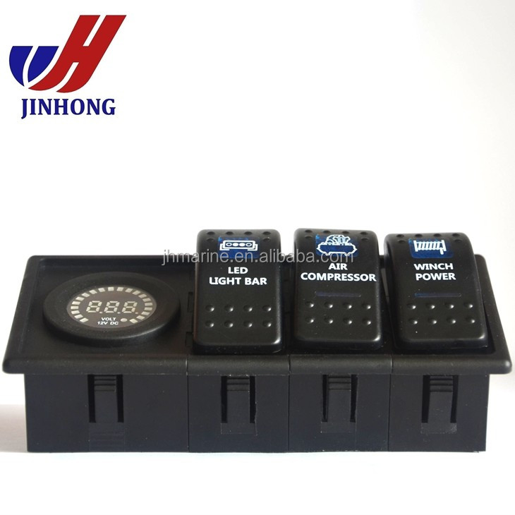 BLANK COVER FOR CARLING ROCKER SWITCH PANEL, View blank carling cover, JH  Product Details from Ningbo Jinhong Electronic Co , Ltd  on Alibaba com