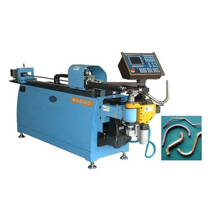 1 2 3 4 5 Inch Single head DW25CNC 3D Automatic Electric Hydraulic CNC Used  Bender Rolling Pipe Bending Machine Prices