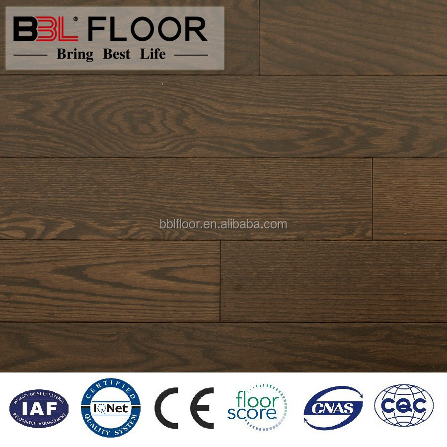 Russian oak engineered 3 layer wood flooring abcd grade floor