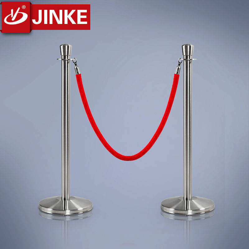 Exhibition Event Equipment Big Crown Top Rope Barriers Queue Lind Dispaly Control