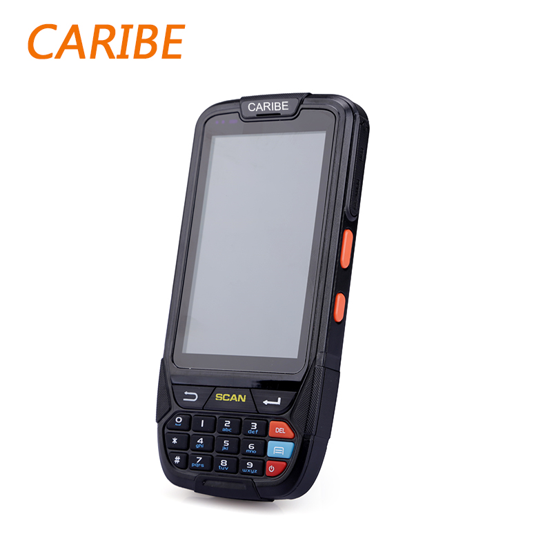 popular best sell 2d barcode reader rugged pda with 4000mah Li-ion Battery