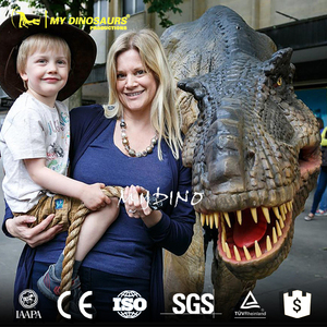 MY DINO-DCN057 Walking Robot Dinosaur Suit Walking the Dinosaurs