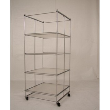 Custom China Supplier Metal Wire Shelf Basket Legs - Buy Wire Mesh ...