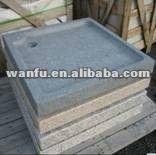 granite high quality deep 90mm shower waste design
