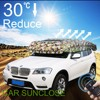 SUNCLOSE Factory car cover inflatable for wagon car baby window shade tandem bike cover automatic car sun shade