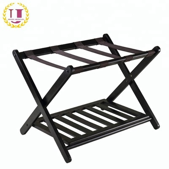 5 Star Hotel Bedroom Furniture Luge Rack