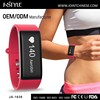 2018 Smart Wristband Sportmaster Pedometer fitband Step Walking Calorie Counter, J-style Wearable Technology