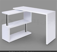Simple office table desk,l-type office table