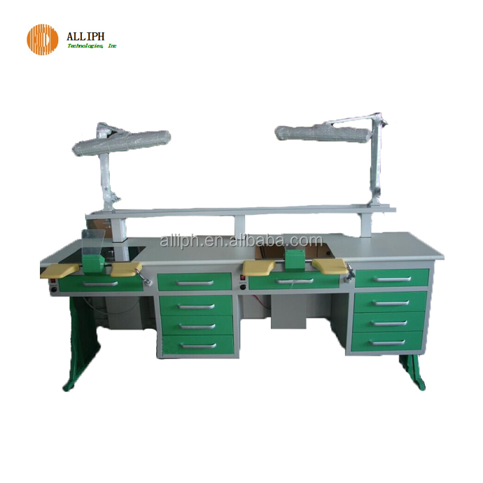 Medical equipment dental lab bench workstation MB05B