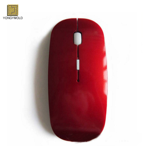 make Plastic Electronic Parts Injection Moulding Mouse Cover