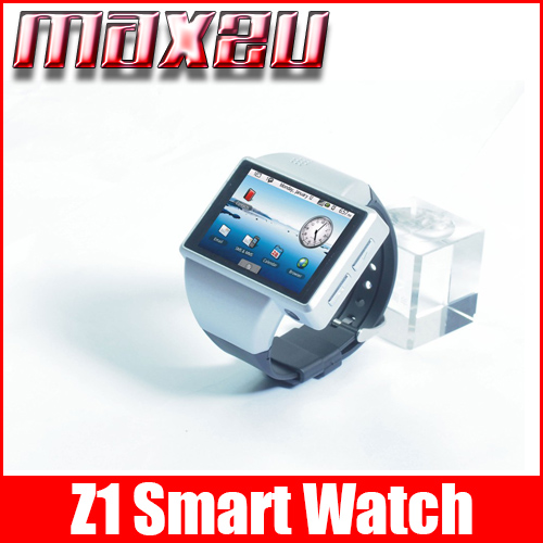 ee8aca34cee9 2015 watch phone Z1 Android smart watch phone with 2 0 inches touch screen  Suport Wifi