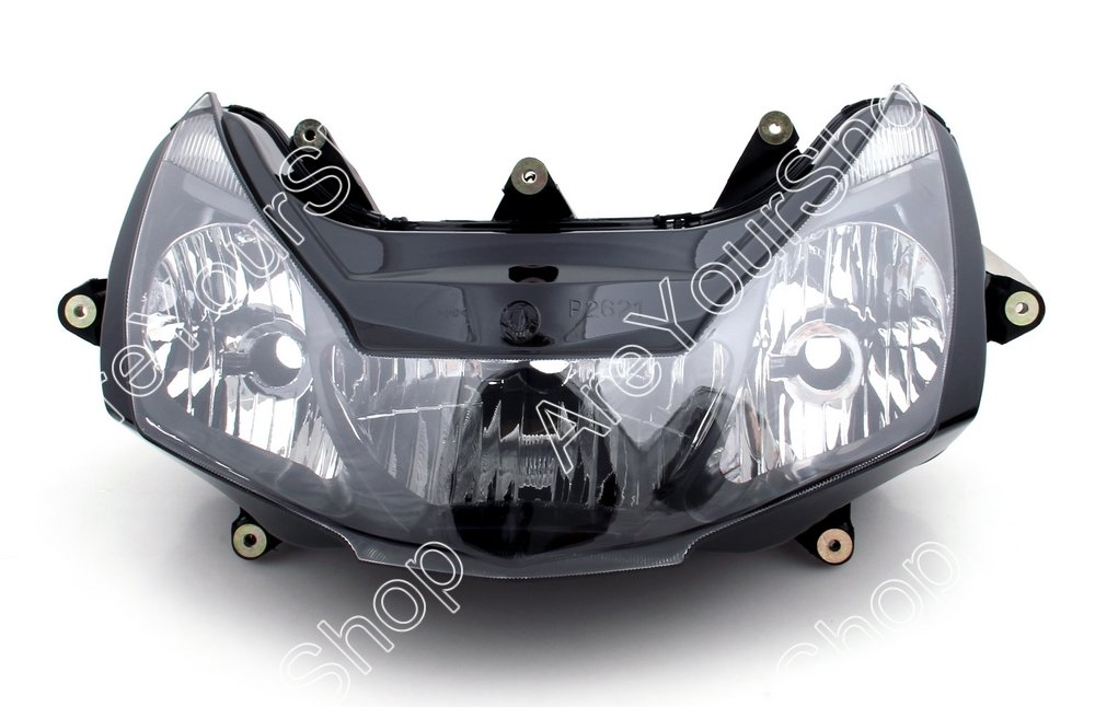 2014 sale real headlights  cbr954rr cbr 954 rr 2002-2003 front headlight headlamp assembly