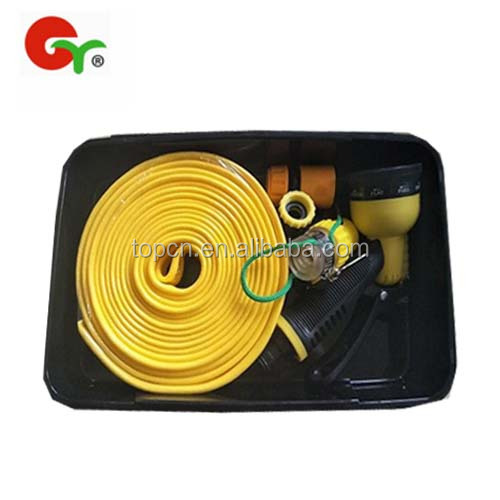Garden hose suit water pipe  nozzle  connector