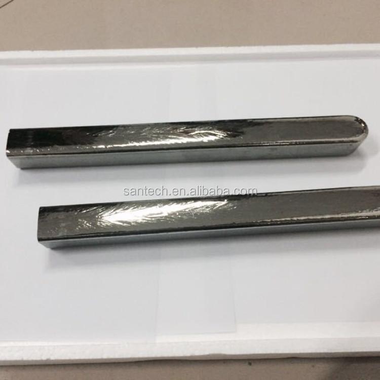 Rare Metals 99.99% Germanium Ingot/Powder/Wafer/Oxide 0.5-2.0mm 3N 4N Up