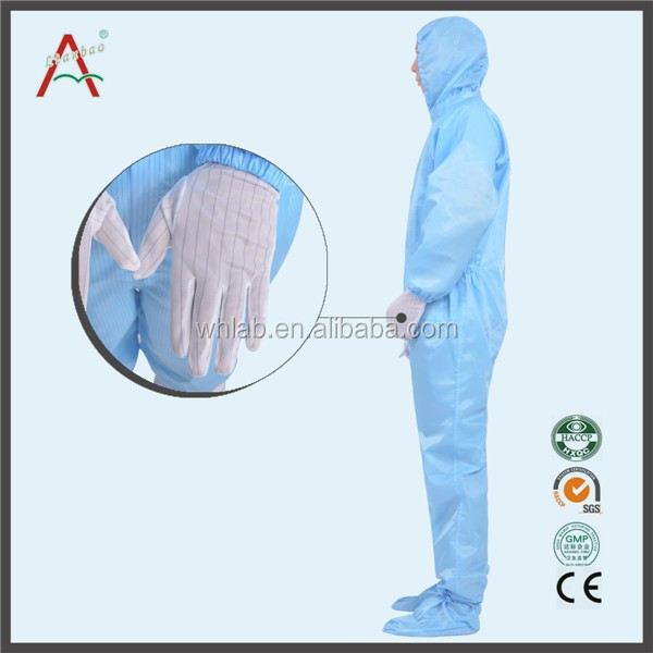 medical protective body suit workwear uniform