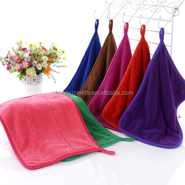 Charming Kitchen Towels With Loop, Kitchen Towels With Loop Suppliers And  Manufacturers At Alibaba.com