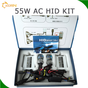 Xenon hid ballast repair h7 12v 24v 9004 35w 55w 75w hid kit with all color  temperature 3k 6k 8k 10k hid kit h4 h7 h11 h14 9004