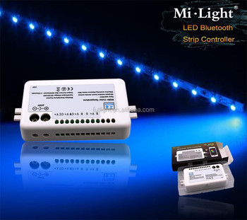 Christmas Led Strip Light Outdoor Use Controller 30A 12V Smartphone Control  Music Timing Milight Rgb Controller