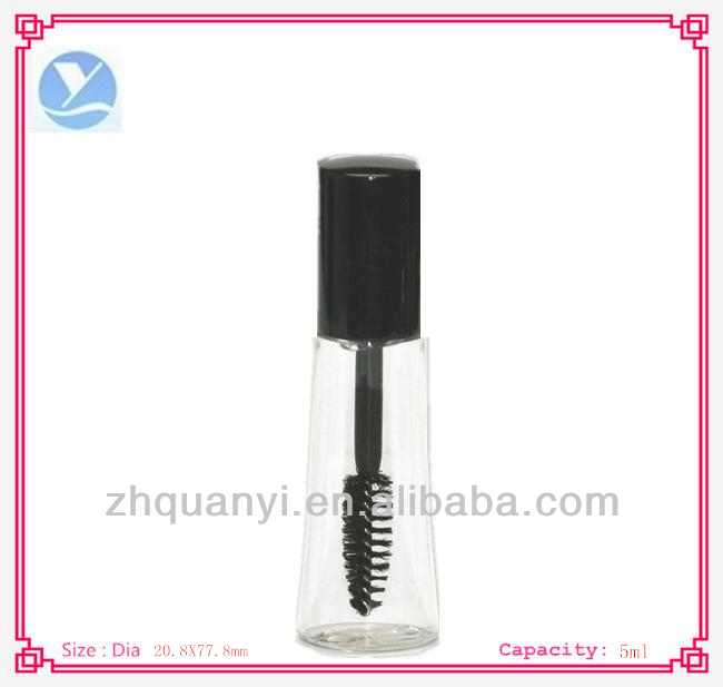 Supplying transparent mini mascara tubes