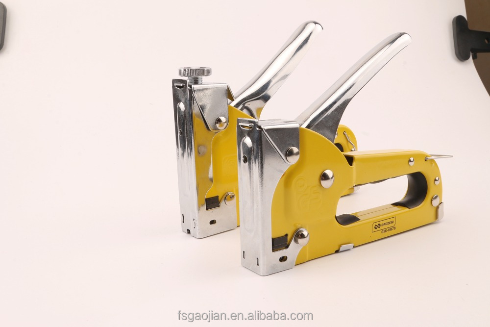 Multifunctional Staple gun with 600pcs nail
