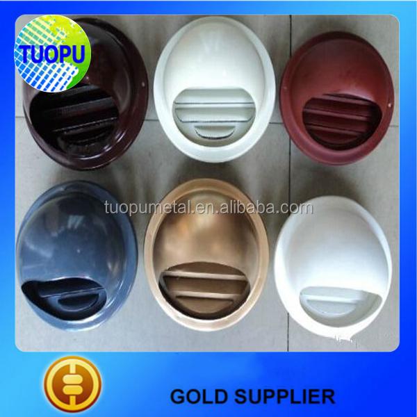 Supply Plastic Adjustable Air Vent,plastic Square Air Vent For Wall,plastic  Square Air