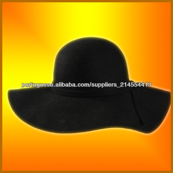 mulheres de lã atacado fábrica de chapéus senhora chapéu (ST-H1401 ... b0c9262070c