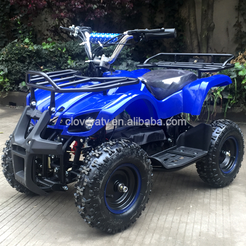 Good Quality 4 Wheel Quad Bike 500W 36V Electric ATV for Children