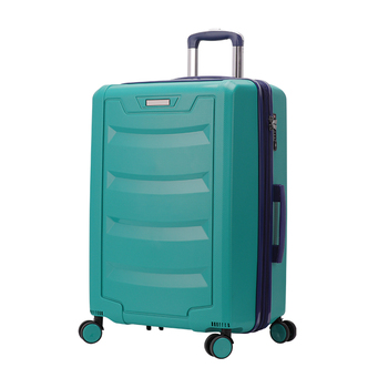 The Best 3pcs PP luggage Set Aluminum Trolley Luggage For business Travel