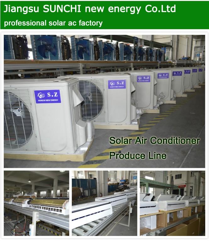 Wall Solar 90% Acdc Hybrid Newest Cheap Installed Residential 9000btu  12000btu Rv Air Conditioner - Buy Rv Air Conditioner,Installed Air