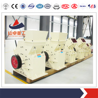 Small hammer crusher for glass recycling,capable for 5-50 tons per hour