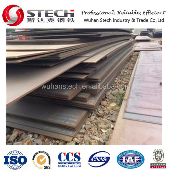 Top Quality Ship Building Steel Plate in Timely Delivery
