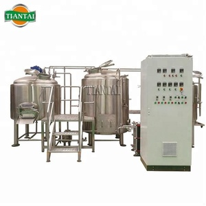 stainless steel tanks brewery brewing used beer fermentation equipment