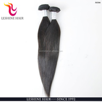 Thick End Smooth And Shiny Brazilian Silky Straight Remy Human Hair Weft